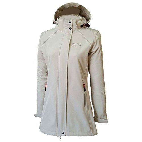 Dry Fashion Softshell Manteau cremewei Femme Sylt CTq7Cgwa
