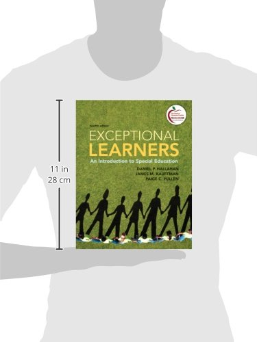 Exceptional Learners: An Introduction to Special Education (12th Edition) by Pearson Education (Image #1)