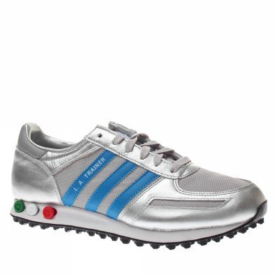 Adidas La Trainer Silver Italia