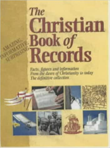 The Christian Book of Records: Mark Water: 9781842980323