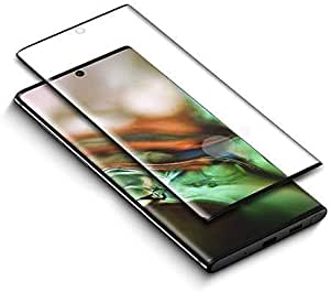 For Samsung Galaxy Note 10 Plus Glass Screen protector 3D Curve