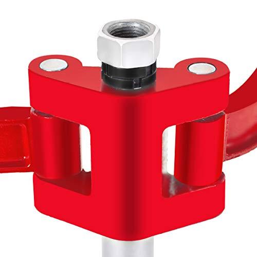 Goplus Strut Coil Spring Press Compressor 20'' Hand Operate Auto Equipment Compress by Goplus (Image #6)