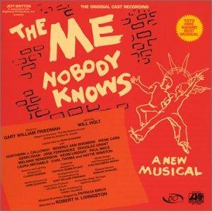 Price comparison product image The Me Nobody Knows (The Original 1970 Cast Recording)