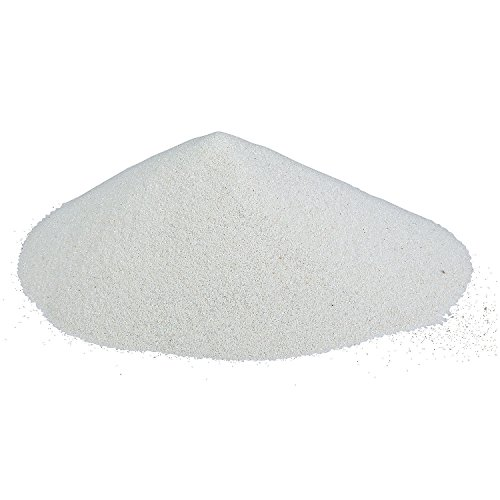 (Fun Express White Bulk Craft Sand (5 lb) - Craft Supplies - Sand Art)