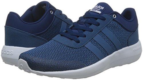 Adidas Hommes Cloudfoam Pour Baskets Race Bleu wAwrUIxq