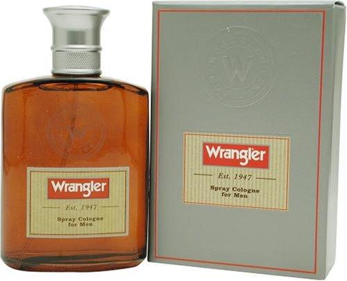 Wrangler By Wranglers For Men. Cologne Spray 3.4 Ounces