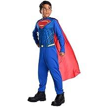 Batman V Superman: Dawn Of Justice Superman Action Suit Costume for Kids