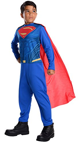Imagine by Rubie's Batman v Superman: Dawn of Justice Superman Action Suit -