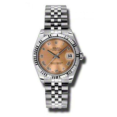 Rolex Day-Date Automatic Champagne Roman Dial President Men's Watch #118238CRP (Champagne Gold Dial President)
