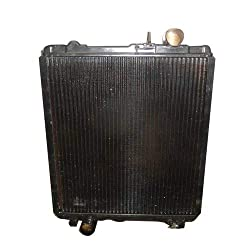 All States Ag Parts Reconditioned Radiator John De