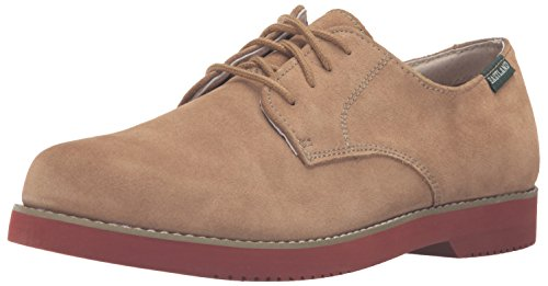 Eastland Mens Buck Oxford Taupe Scamosciato