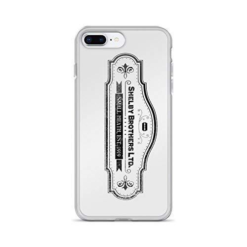 iPhone 7 Plus/iPhone 8 Plus Case Cases Clear Anti-Scratch Shelby Brothers LTD. Peaky Cover Case for iPhone 7 Plus, iPhone 8 Plus -
