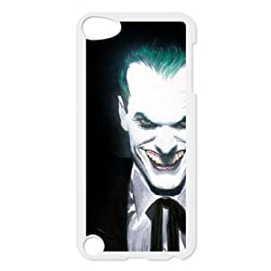 iPod Touch 5 Case White Certified Insane The Joker SUX_002666