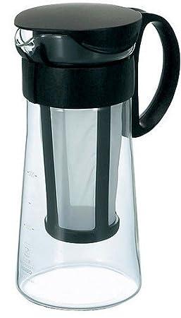 Large Hario Mizudashi Black caffettiera con Estrazione a Freddo