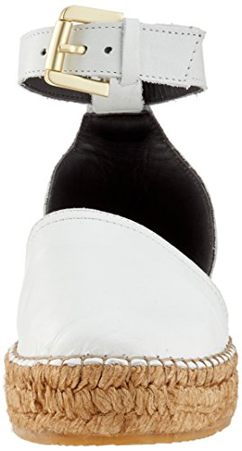 Espadrillas 17 Royal White Espadrille RepubliQ Donna Bianco Wayfarer Base qqZwPnI8