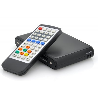HDD Media Player - 320GB Hard Disk Drive Included