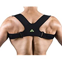 My Pro Supports Clavicle Brace Posture Corrector Support Strap (Small / Medium)