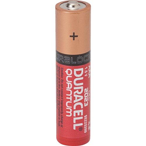 Duracell Quantum QU2400B12Z11 Alkaline-Manganese Dioxide AAA