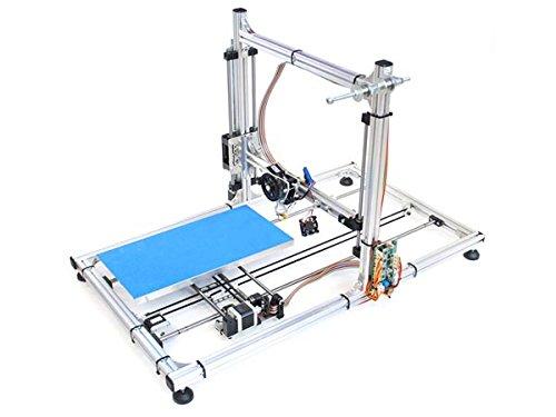 Velleman K8206: Bed Extension Kit for K8200 3D Printer by Velleman