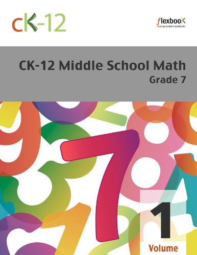 Explores foundational math concepts that will prepare students for Algebra and more advanced subjects. Material includes decimals, fractions, exponents, integers, percents, inequalities, and some basic geometry.  Volume 1 includes the first 6 chapter...