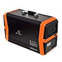 Sungzu Portable Power Station 1000W, 101...