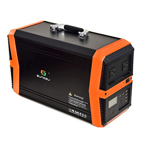 Sungzu Portable Power Station 1000W