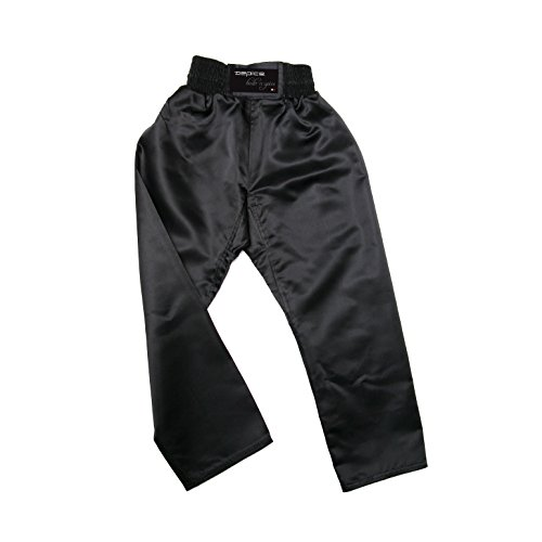 DEPICE - Pantalones de kickbox negro - negro