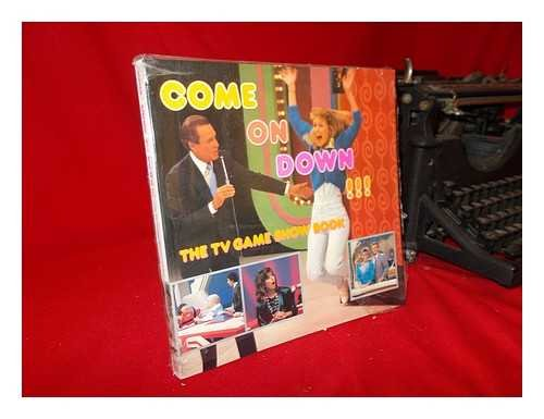 Come on Down the TV Game Show Book by Jefferson Graham
