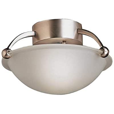Kichler Lighting 1-Light Semi-Flush Ceiling Light