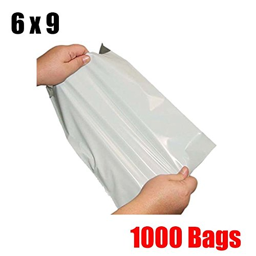 1000 6x9 poly mailers - 7