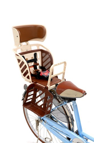 OGK Bicycle Bike Child Behind Seats RBC-009S3 Beige