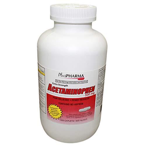 1000 acetaminophen - 3