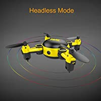 Mchoice Mini wifi Camera Drone RC Quadcopter 2.4GHz 4CH 6-Axis Gyro 3D UFO FPV RC KY901