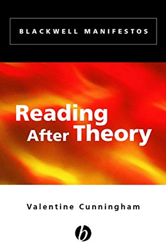 Read Online Reading After Theory ebook