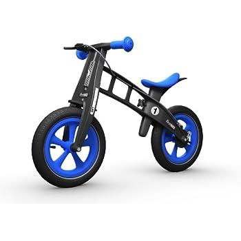 FirstBIKE Limited Bike with Brake, Blue