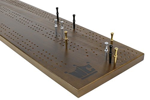 Hammer Crown Giant Cribbage Board