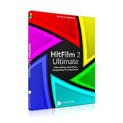 FXhome HitFilm 2 Video Ultimate Software