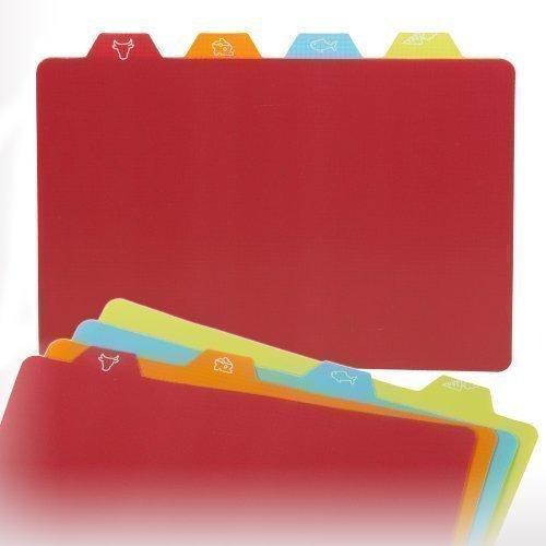 Multicolor juego de 4 con piedras de cristal brillantes de cortar we R sports código de colores