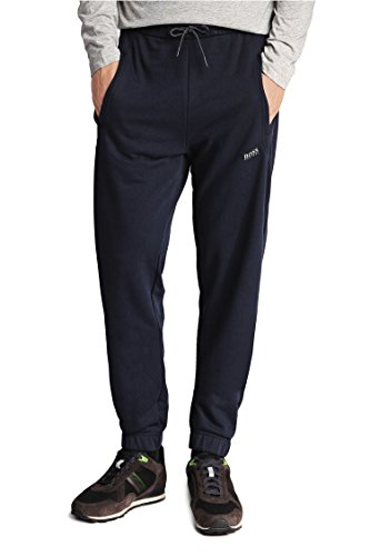 Hugo Boss Halko Tracksuit Bottoms, Navy, S by Hugo Boss