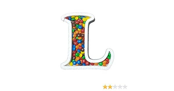 DecoPorex Letra J para Caramelos de 20Cm de Altura y 2Cm de Profundidad en poliestireno