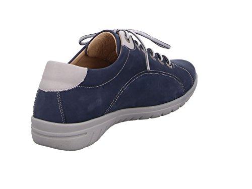 82062 Azul Mujer Hartjes Para Cordones 19 Zapatos 48 de 19 48 PwFqd