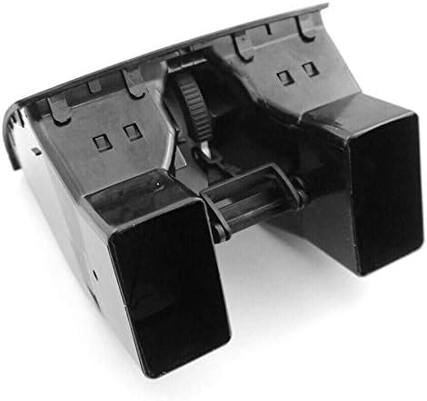 Cuasting Ventilaci/óN de Aire de la Consola Central Trasera Ventilaci/óN de Salida de Aire Trasera para Touran 03-15 Caddy 1TD819203A