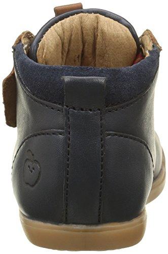 Shoo Navy Chaussures lipiz Pas Pom Garçon Bébé Premiers Trot caramel Bleu qqxUwfa