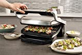 T-Fal GC712D54 OptiGrill + Grill with Automatic