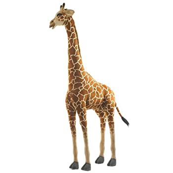 Amazon Com Melissa Doug Giant Giraffe Playspaces Room Decor