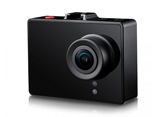 Spy Tec DC-Ecar1s Traveler Mark One 1080P 2.8'' LCD 175 Degree Wide Angle Lens Car Dash Camera w/Loop Recording and G sensor by Spy Tec