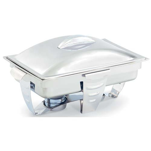 Vollrath 49520 Maximillian Steel Full Size 9 Quart S/S Chafer ()