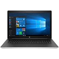 HP ProBook 470 G5 17.3 Business Laptop PC (Intel 8th Gen i7 Quad Core Processor, 16GB RAM, 1TB HDD + 512GB SSD, 17.3 HD 1600x900 Display, NVIDIA GeForce 930MX, USB-C, WiFi, BT, Win 10 Pro)