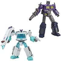 Action Figure 2 Pack Transformers Generations Select Shattered Glass Optimus Prime and Ratchet - Retail Exclusive