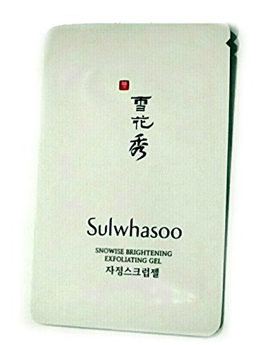 20-X-Sulwhasoo-Sample-Snowise-Brightening-Exfoliating-Gel-4ml